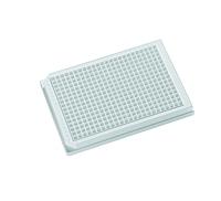 384-Well Assay Plate, Solid Bottom, Polystyrene, White