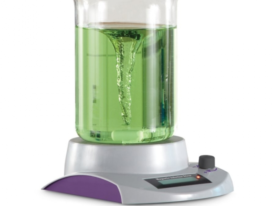 Magnetic Induction Stirrer, Gray/Purple