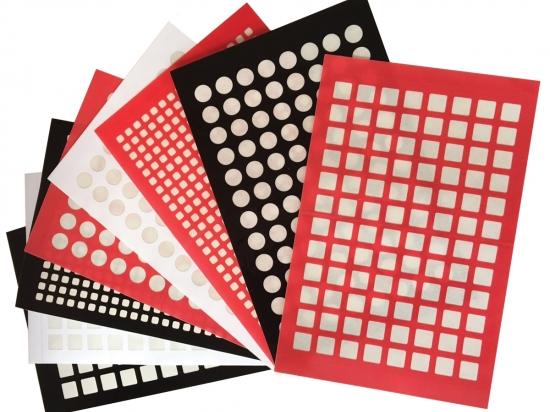 Pattern Adhesive PTFE Sealing Film