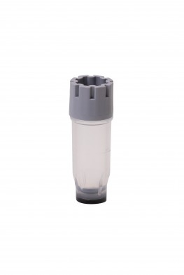 0.40mL Screw Cap Tubes with External Thread, V-Bottom, 2D-Coded Tubes