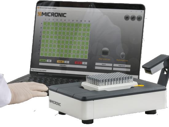 Micronic Rack Reader DR505