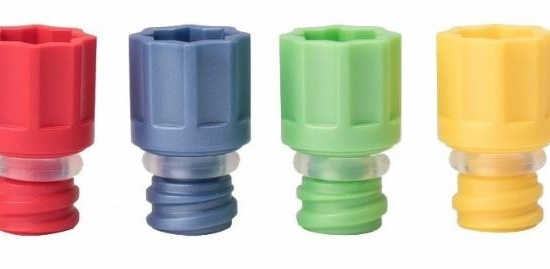 Screw Cap Ultra - For Tubes in 96-Well Format