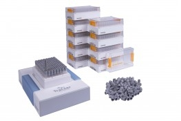 Sample Storage Starter Packs with Tubes, Screw Caps and Code Readers