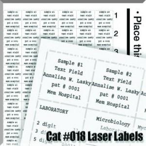 Slide Labels